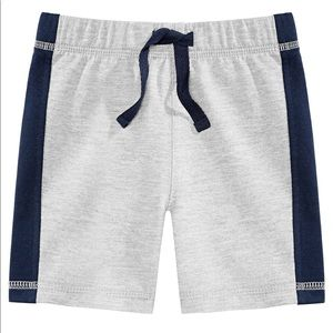First Impressions Bottoms - NWT First Impressions Gray Baby Boy Shorts 12mo